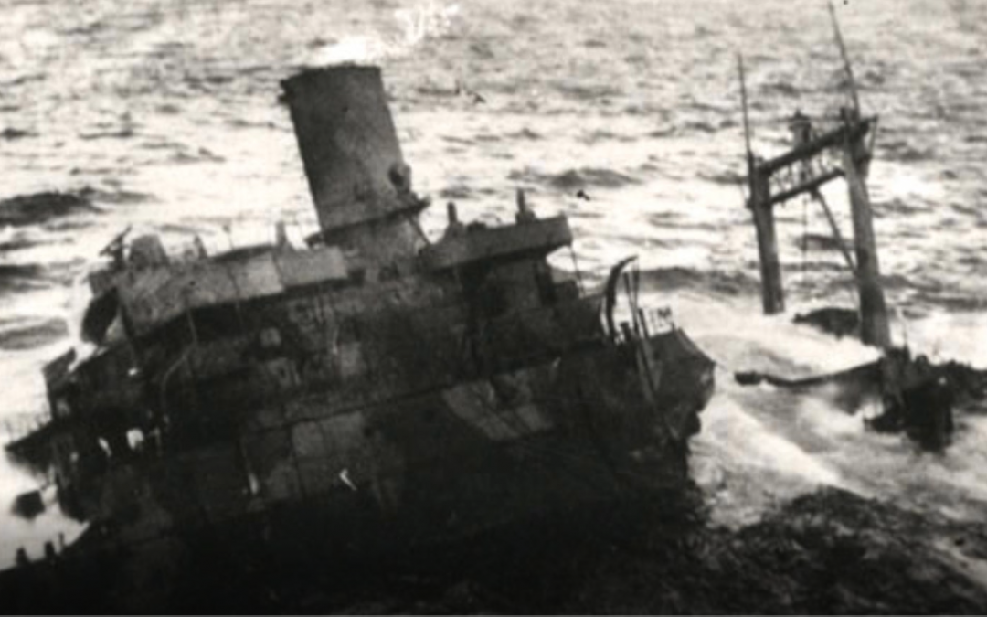 USS Truxtun and USS Pollux Historic Wreck Sites